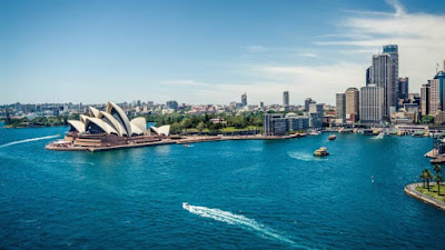 Figure: This Australian city is one of the jewels of the Southern Hemisphere