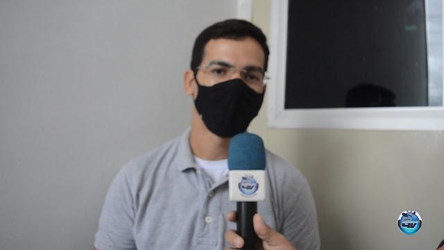 Vereador Ramom Aranha propõe Carnaval virtual em 2021