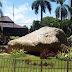 Legenda yang Menyelimuti Batu Raksasa Semar di Depan Pendopo Kabupaten Bojonegro