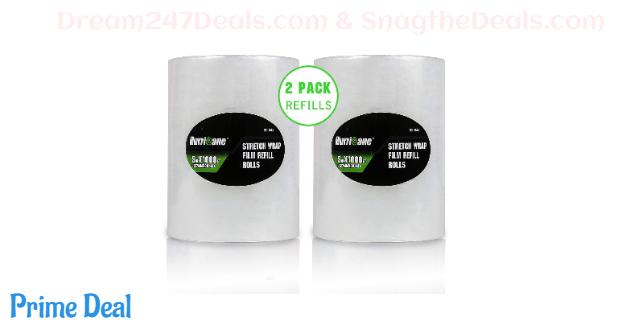 35%OFF 2 Pack Stretch Wrap Film
