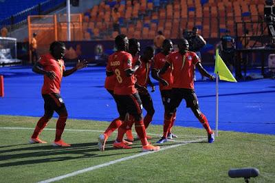 مجموعة مصر : أوغندا تفوز على الكونغو بكأس أمم إفريقيا 2019