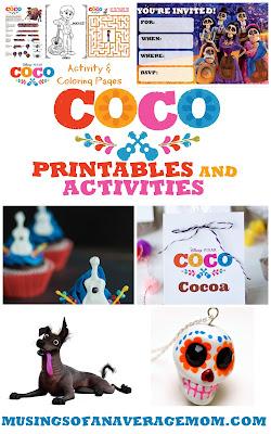 Coco printables
