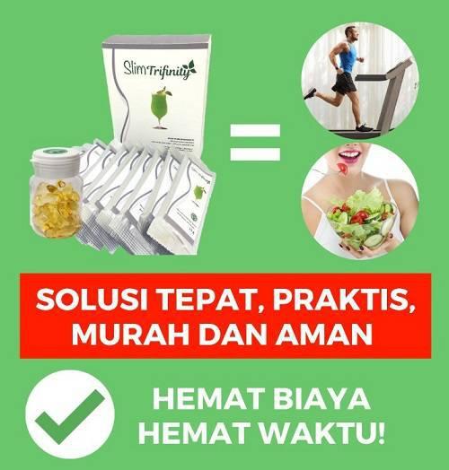 Obat Diet Untuk Ibu Menyusui (Slim Trifinity)