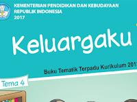 Materi Kelas 1 Tema 4 Kurikulum 2013 Revisi 2017