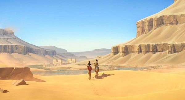 بعد إشاعة إلغاء تطوير لعبة In The Valley of Gods الفريق المطور يكشف الحقائق بالكامل !