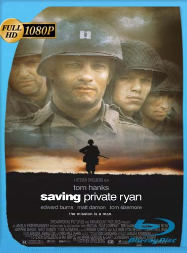 Saving Private Ryan (1998) Latino HD 1080P​ [GoogleDrive] SilvestreHD