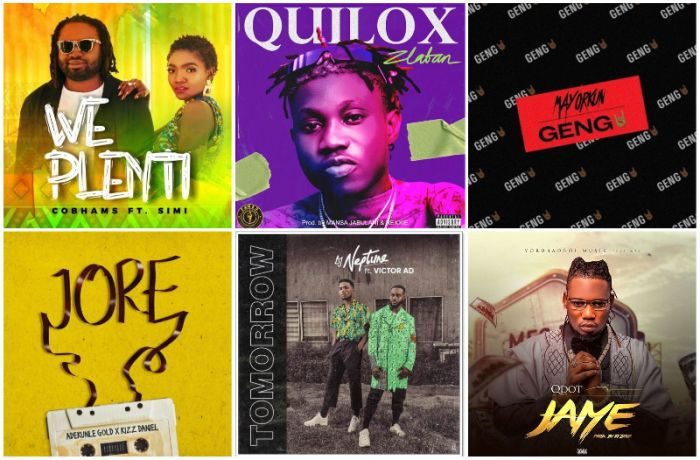 TEELAMFORD Naija Top 10 Songs In The Month Of January Check Full List