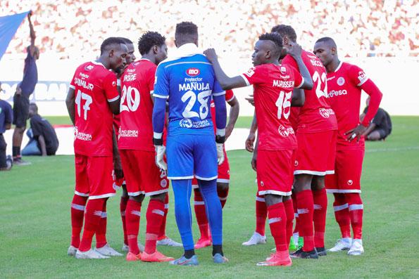 Simba players vowed to beat Yanga on Saturday