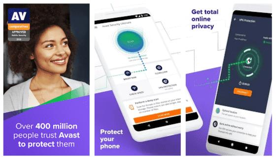 AVAST Mobile Antivirus Mod Apk
