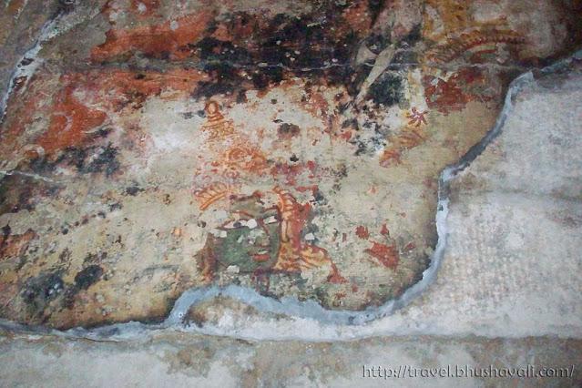 Pudukottai Temples Frescoes Vijayalaya Choleeswaram Narthamalai