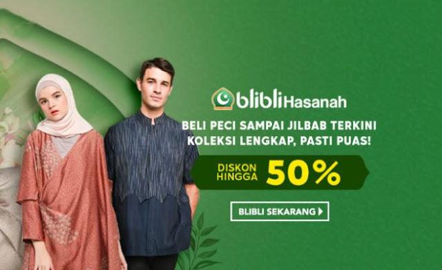 Blibli Hasanah Pilihan Terbaik Belanja Kebutuhan Muslim