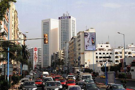 Quartier Habous, Casablanca