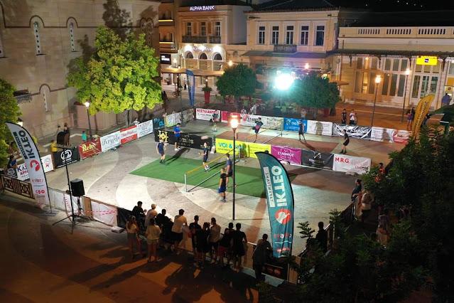 Ευχαριστήριο από τους διοργανωτές του 5ου Τουρνουά Foot Tennis στο Άργος