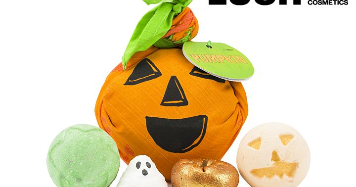 Lush Novità Halloween 2016 - Anteprima