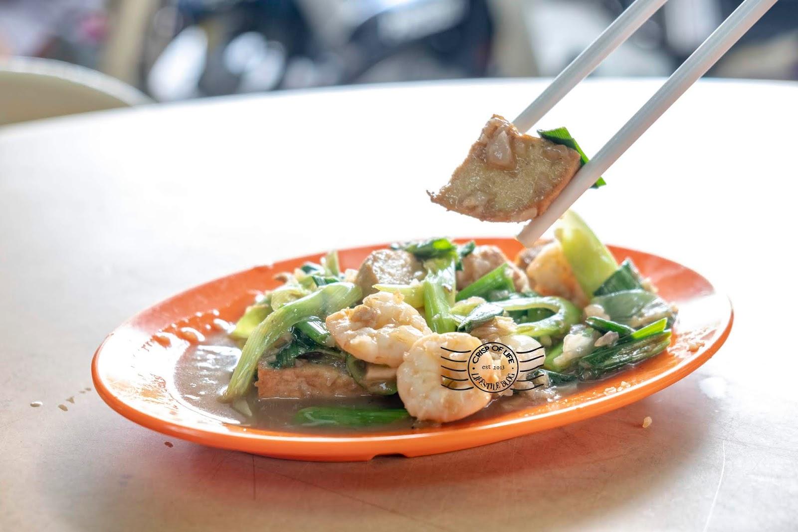 Authentic Hokkien Dishes @ Quan Zhou Cafe & Restaurant 泉洲小厨, Jalan Sungai Pinang, Penang