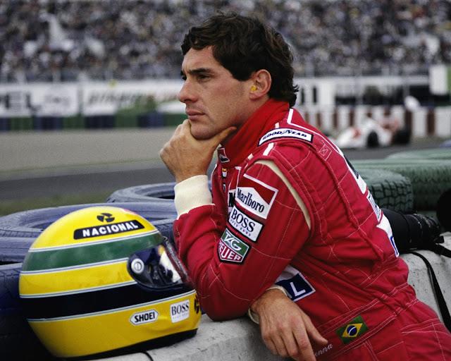 Ayrton Senna: 17 anos de Saudade!