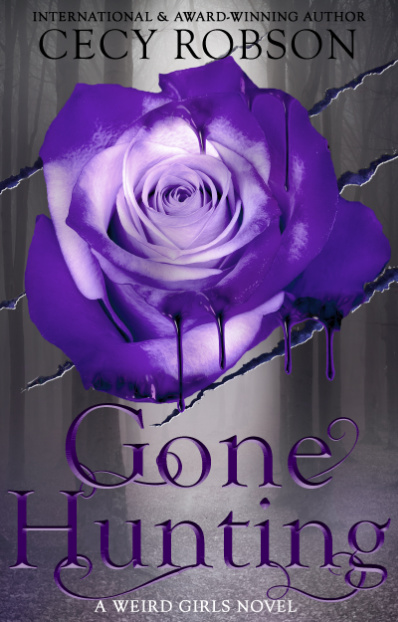 cover reveal: gone hunting