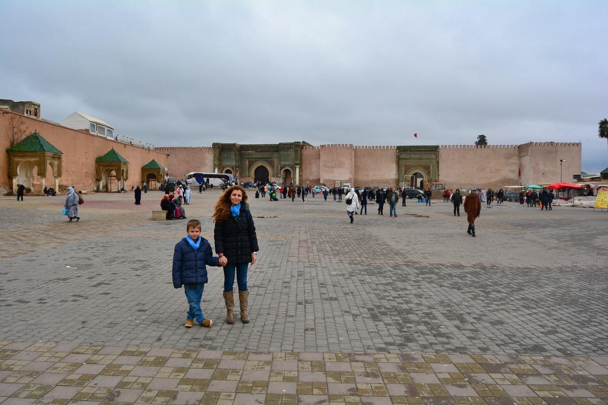 place El Hedim Meknès