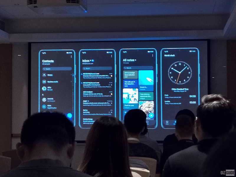 Watch: Huawei's Android 10-based EMUI10 skin first look!