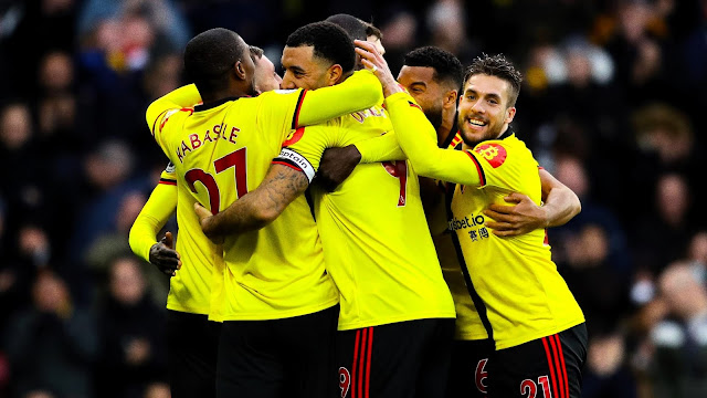 Watford vs Manchester United Highlights