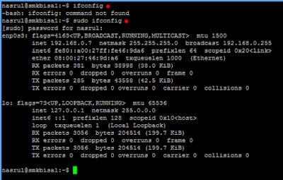 Cara Instalasi dan Setting SSH Server Beserta Sudoers Debian 9 Dengan OpenSsh