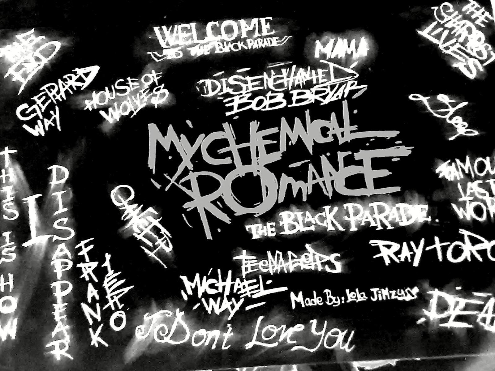 School of rock randolph presents: my chemical romance stanhope.