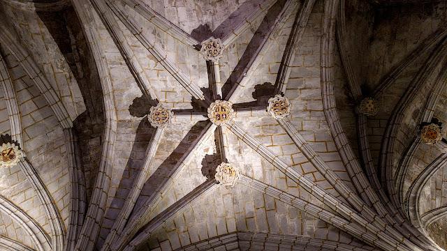 Interior Catedral de Cuenca