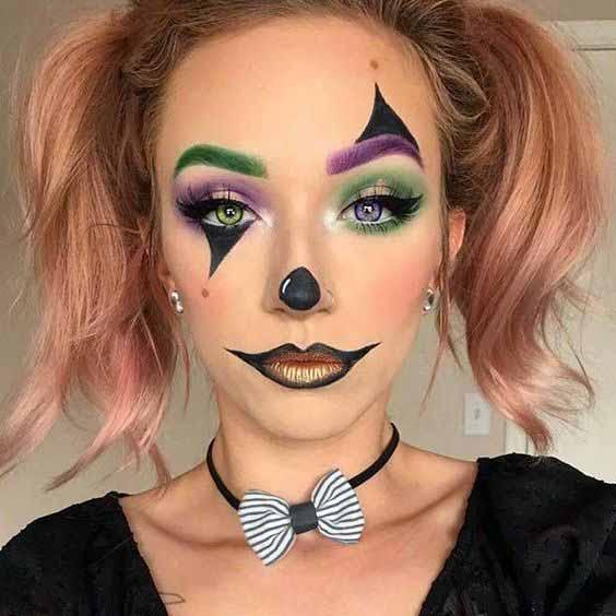 10 inspirações de make de Halloween