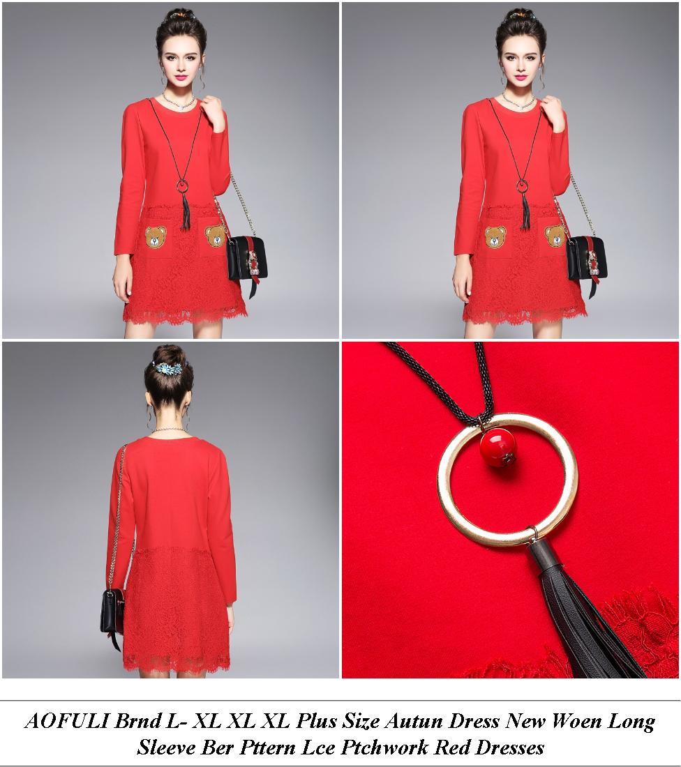 Dresses Online - Women Dresses Sale - Long Sleeve Dress - Cheap Name Brand Clothes