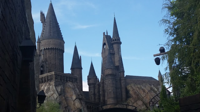 The Wizarding World of Harry Potter, Hogwarts castle