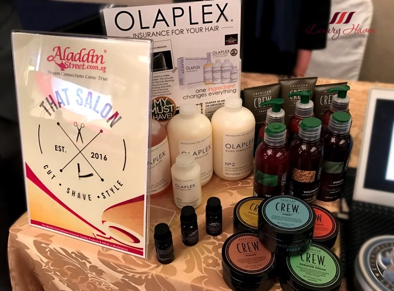 aladdinstreet olaplex that salon muslim hijab friendly