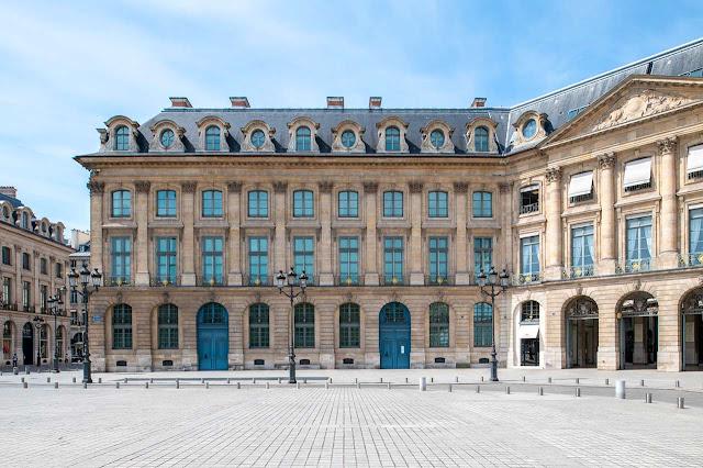 Grand Seiko Boutique in Place Vendôme, Paris