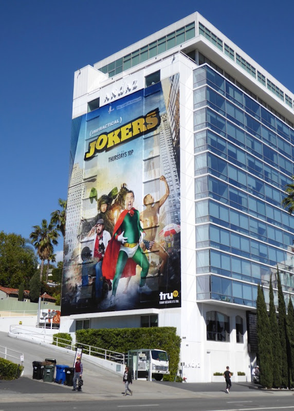 Impractical Jokers season 6 billboard
