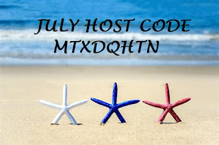 July Host Code MTXDQHTN