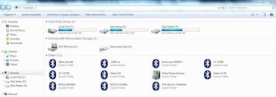 Cara Backup data pada Computer Windows 7 dengan Benar