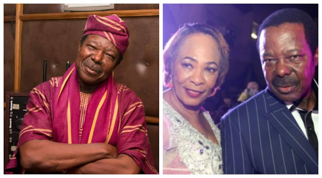 King Sunny Ade loses his wife a day to his 74th birthday