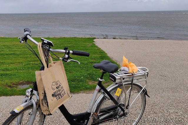 Cycling in Texel Island