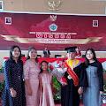 Diwisuda S2, Kabid Ridwan Munaiseche dan Keluarga Ucapkan Rasa Syukur