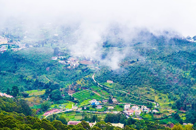ooty_hill_station_india