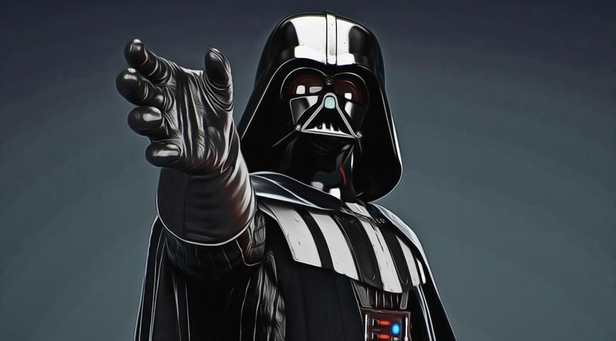 Como funciona a armadura de Darth Vader?