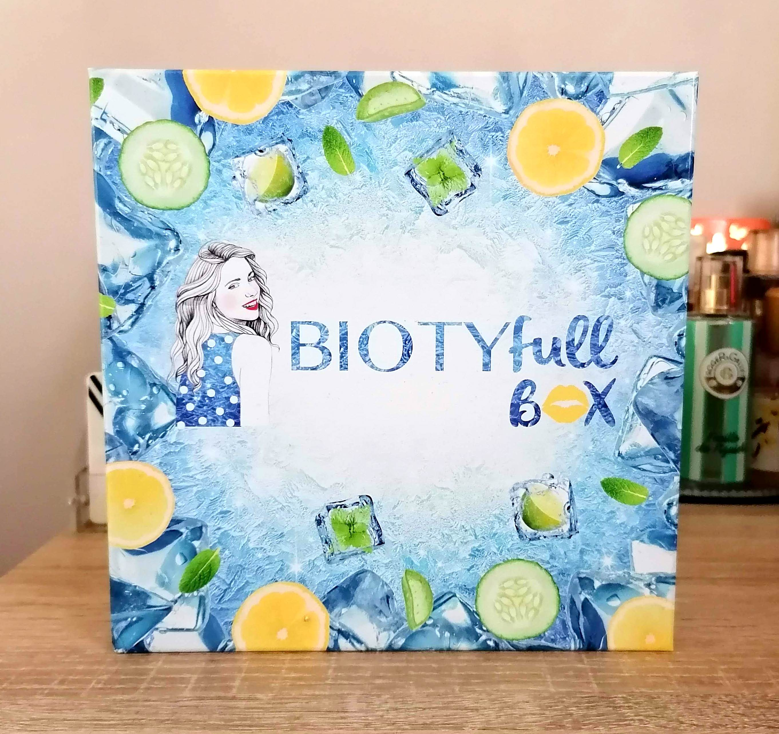 BIOTYfull Box Juin 2020 : La gelifiée!