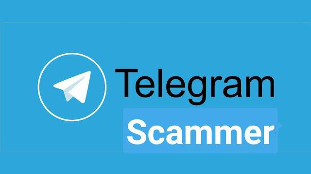 Telegram Scammers