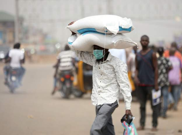 Nigeria has 'no money' to import food