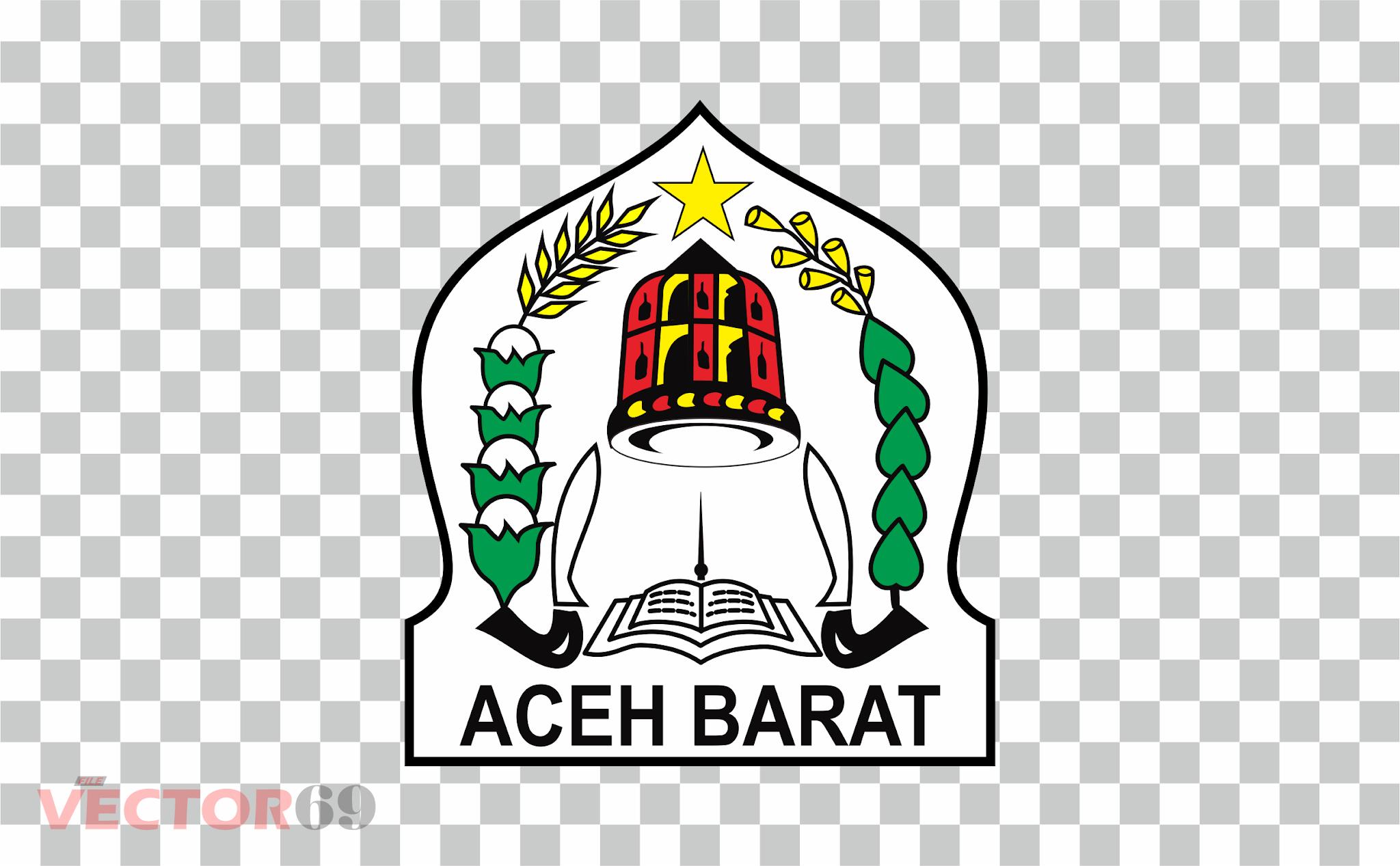 Kabupaten Aceh Barat Logo - Download Vector File PNG (Portable Network Graphics)