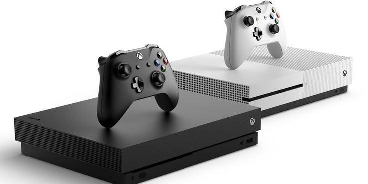 Xbox Anaconda and Xbox Lockhart