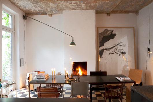 Noir blanc un style for Formation decoration interieur belgique