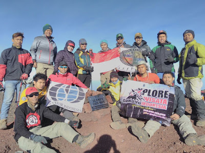 Paket Pendakian Gunung Slamet 2H1M Paket Open Trip - Ekonomis - Bisnis (Wisata) - Eksekutif - VIP - VVIP