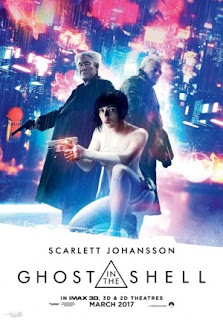 Download Film dan Movie Ghost in the Shell (2017) Subtitle Indonesia