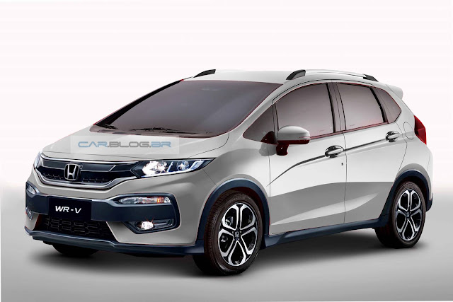 Novo Honda FIT Twist 2017