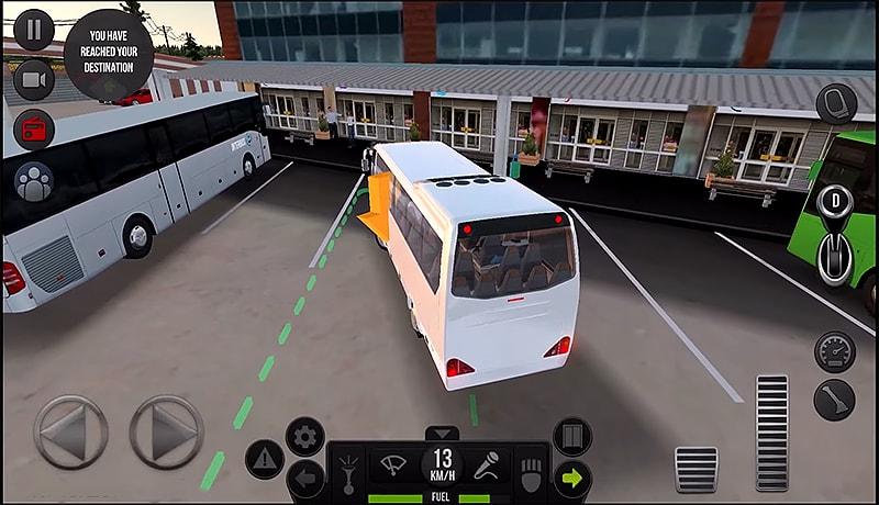 تحميل لعبة Bus Simulator افضل لعبة محاكاة سيارات للاندرويد والايفون